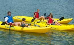 Kayak Rentals - Gun Lake