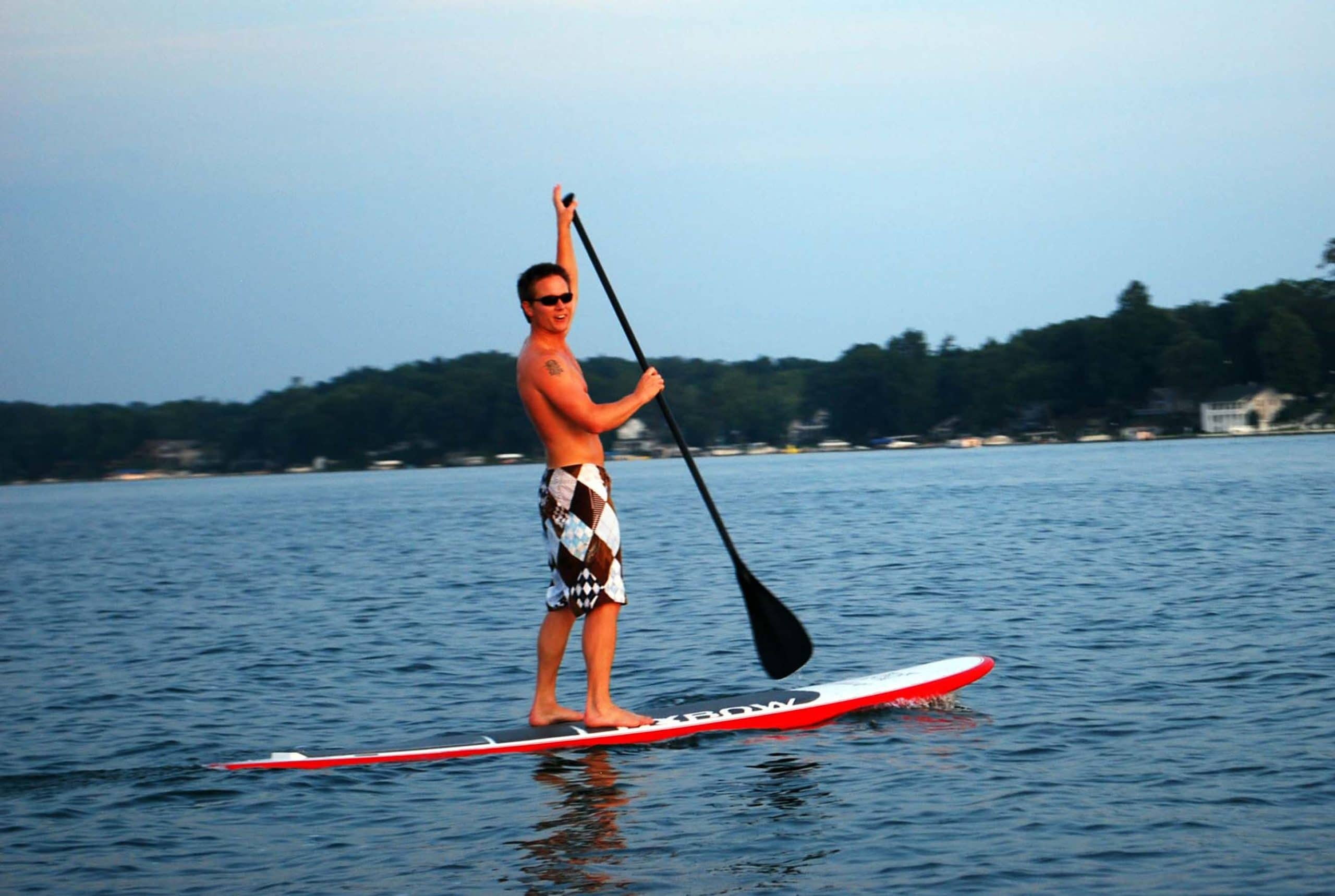 Paddle Board Rentals - Gun Lake